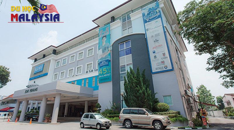 Du học Malaysia Đại học KDU 2016