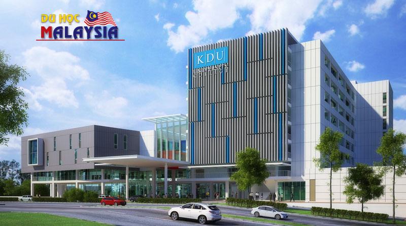 Du học Malaysia tổng quan về đại học kdu