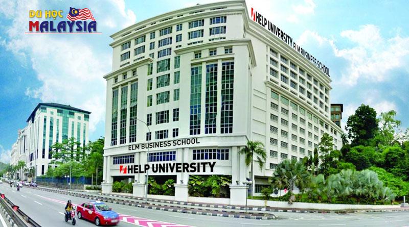 du học malaysia tại đại học help năm 2016