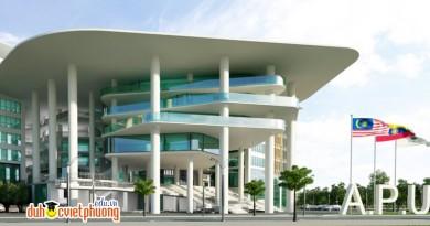 Tổng quan về Đại học APU Malaysia
