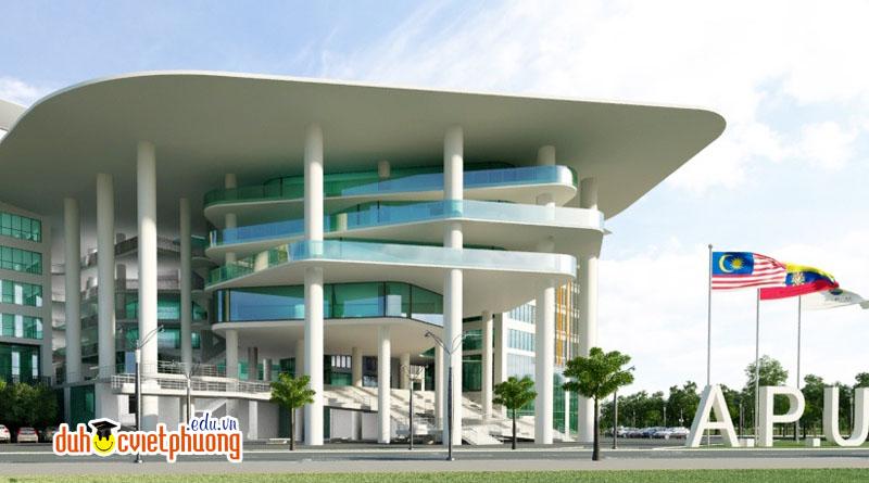 du học malaysia tổng quan về đại học APU