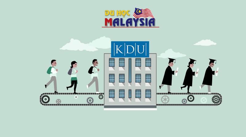 Học bổng du học Malaysia tại Đại học KDU năm 2016