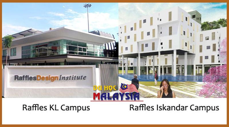 Du học Malaysia tổng quan về trường Raffles