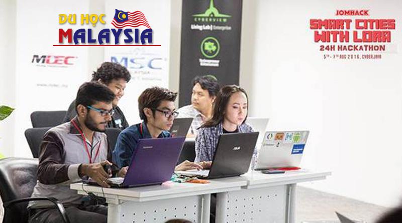 Du học Malaysia ngành kỹ sư phần mềm tại Đại học APU
