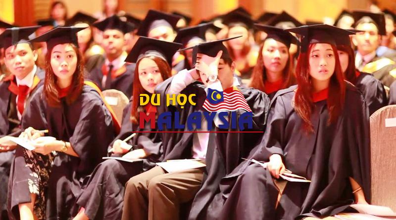 Sinh viên du học Malaysia tại Đại học Help trong ngày tốt nghiệp