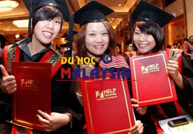 Học bổng du học Malaysia tại đại học Help trong năm 2018.
