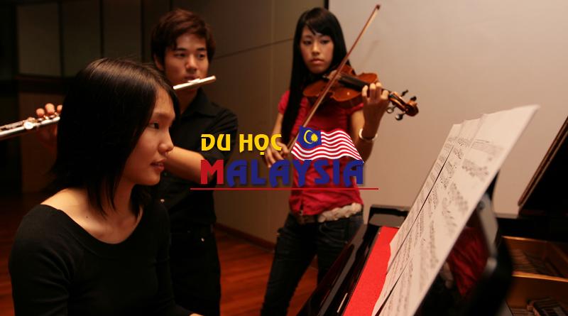Du học Malaysia học ngành âm nhạc tại Đại học UCSI