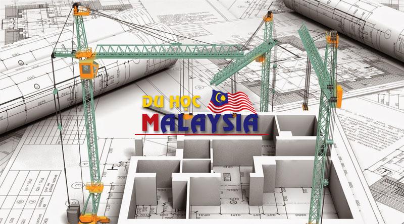 Du học Malaysia ngành kiến trúc