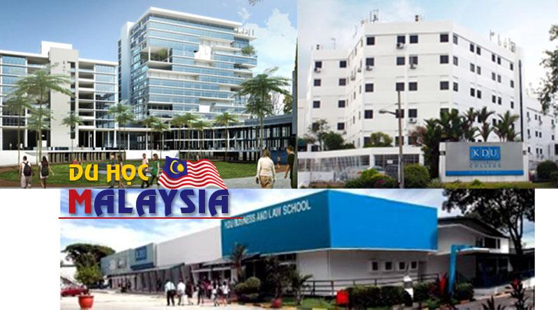 Du học Malaysia tại KDU
