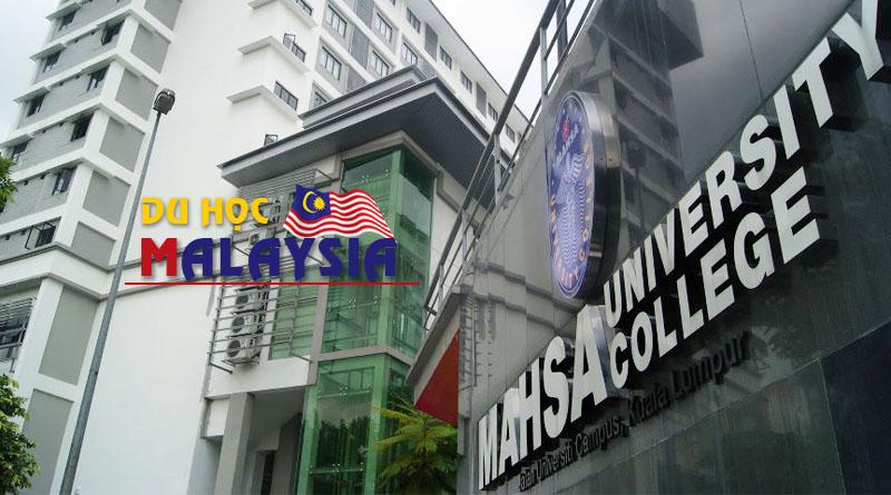 Du học Malaysia tổng quan về đại học Mahsa