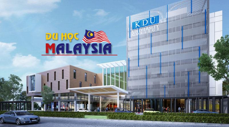 Tuyển sinh Du học Malaysia 2017 tại Đại học KDU