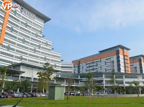 Tổng quan về Đại học MAHSA, Malaysia