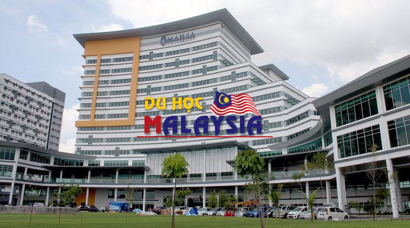 Du học Malaysia tại Đại học Mahsa