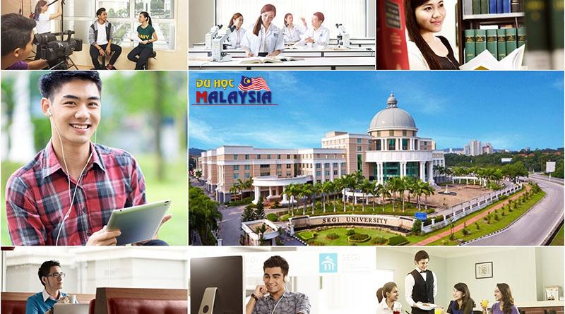 Du học Malaysia tại trường Đại học SEGi 2017
