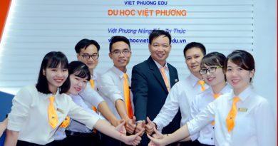 Tin tuyển dụng các vị trí của công ty du học Việt Phương