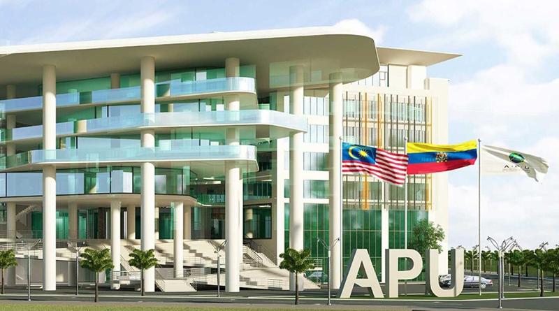 ĐẠI HỌC APU MALAYSIA 2018