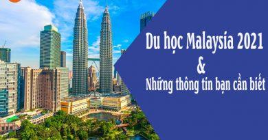 Du học Malaysia và những thông tin bạn cần biết